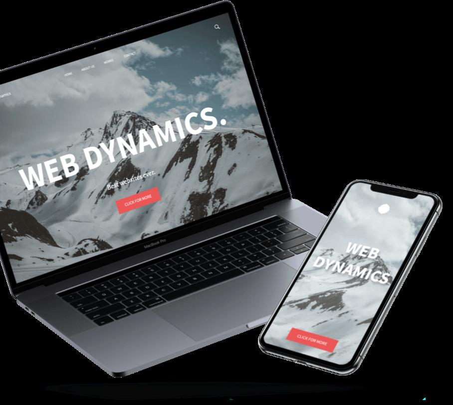 κατασκευή ιστοσελίδων web-dynamics