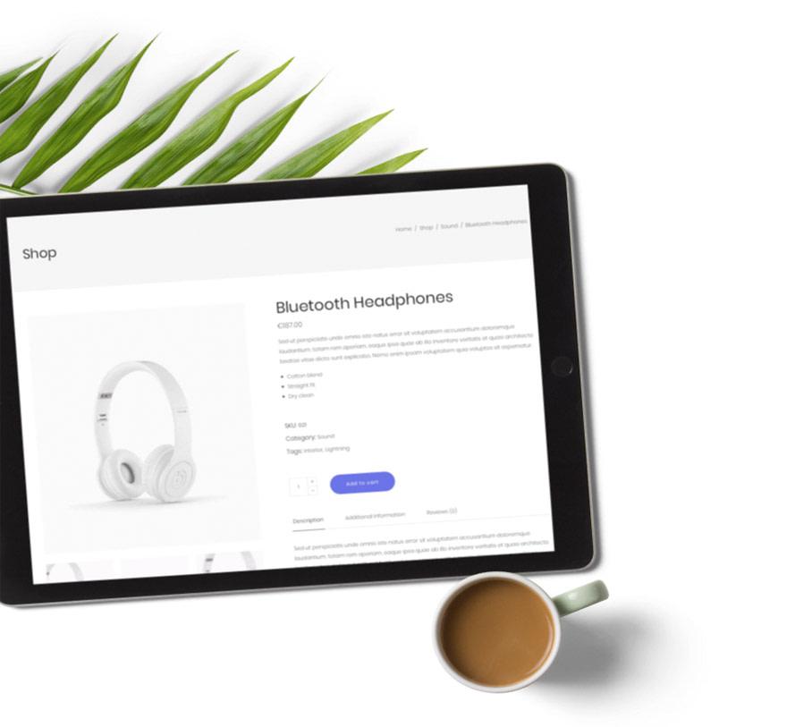 kataskevi eshop responsive tablet